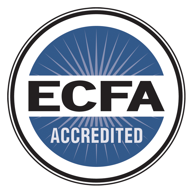 Global Outreach International is accredited by the Evangelical Council for Financial Accountability.